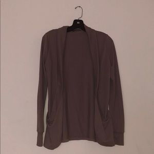 Taupe size Small BDG Cardigan
